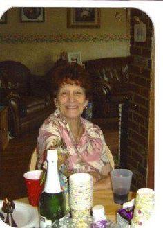 """""""Hilda Shade Nov 16, 1924 to March 5 2007"""" ~Joan"""