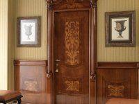 Двери из массива дерева на заказ в Калининграде