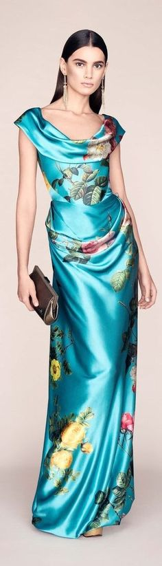 Vivienne Westwood Pre-Fall 2014-2015 | The House of Beccaria#