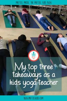 Do you want to be a kids yoga teacher and start a children's yoga business? Pretzel Kids Yoga teacher Ali Beth shares her top tips for teaching children's yoga classes after becoming a yoga instructor online. Yoga For Kids, Exercise For Kids, Kid Yoga, Yoga 1, Education Quotes, Physical Education, Become A Yoga Instructor, Childrens Yoga, Fitness Facts