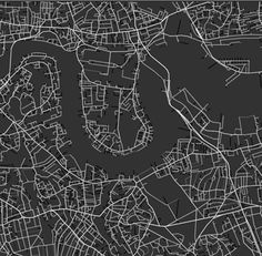 Urban planning and design company Space Syntax has created the giant map of London's street network which formed an iconic part of the Opening Ceremony for the 2012 London Olympic Games. Informations Design, Lanscape Design, Map Diagram, London Olympic Games, Olympics Opening Ceremony, London Map, Design Research, Cartography, City Life