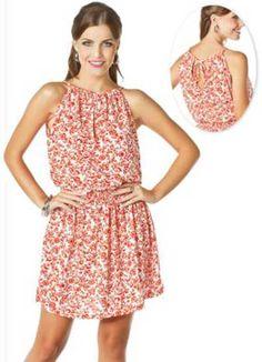 Modelos de Vestidos Estampados Curtos e Longos da Moda Mais