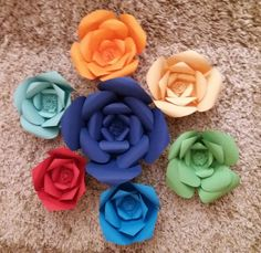 Buttons, Flowers, Plants, Plant, Royal Icing Flowers, Flower, Florals, Floral, Planets