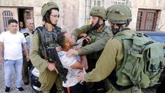 Soldiers raided the Faraa refugee camp in the occupied West Bank, shooting dead one Palestinian and arresting three.
