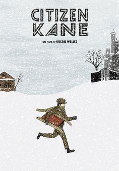 Citizen Kane (1941), a film by Orson Welles. Veja mais em: http://semioticas1.blogspot.com.br/2015/05/revolucoes-de-orson-welles.html