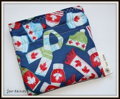 MINI snack  Canada eh by fourdaisies on Etsy, $5.00