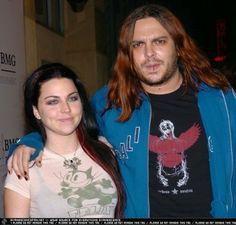 Amy Lee & Shaun Morgan