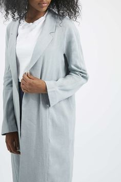 Photo 5 of Silk Blend Trench Coat by Boutique