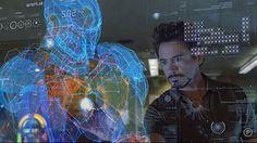 Iron Man Poster, The Next Big Thing, Head Up Display, Film Aesthetic, Robert Downey Jr, Tony Stark, Motion Design, Avengers, Marvel