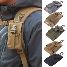 Tactical Phone Pouch – Layer Cake Group