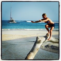 """Afternoon """"on-shore"""" activity when your arms are already tired from surfing this beautiful right Tired, Surfing, Arms, Activities, Sports, Swimwear, Beautiful, Fashion, Hs Sports"""