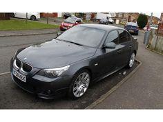 BMW 5 SERIES 3.0 525d M Sport  #RePin by AT Social Media Marketing - Pinterest Marketing Specialists ATSocialMedia.co.uk