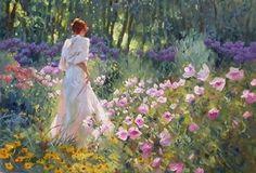 An Original Painting by Vladimir Volegov