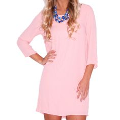 Breezy Chic in Pink