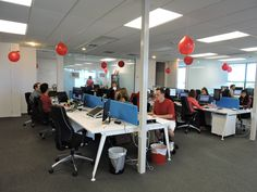 A few images from our recent Chinese New Year celebrations. The Auckland office turned out in red!