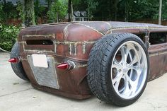 rat rod, hot rod, PT, Paul Tracy : Information on collecting cars ...