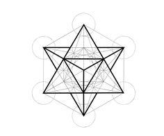 Symbolism Metatrons Cube Inkspiration