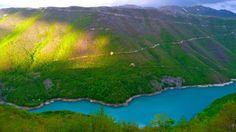 PivaCanyon, Montenegro