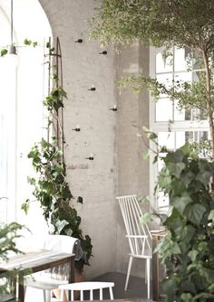 Höst Restaurant by Norm Architects.