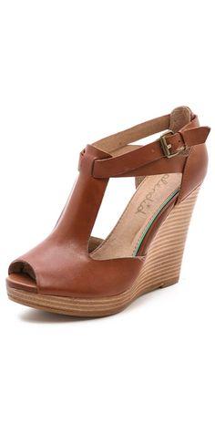 Splendid Back Bay Wedge Sandals | SHOPBOP