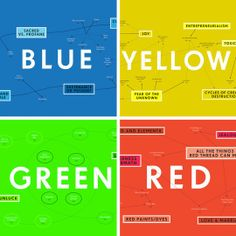 What Our Favorite Color Says About You and the World Around Us.