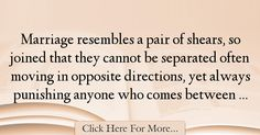 Sydney Smith Quotes About Marriage - 43898