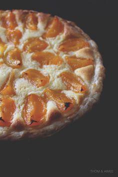 Apricot Tart  By Richard Bertinet
