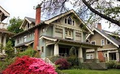Craftsman home - love this one