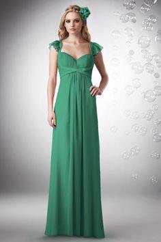 Style 700: Sweetheart bridesmaids dress: Bari Jay and Shimmer. #barijaybridesmaids