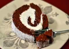 Red Velvet Cherry Cake Roll - Chew Nibble Nosh I am just daring and curious enough to try this using a low carb chocolate cake recipe. Instead of the cherry cola soda I will use cherry flavoring and an  alternative sweetener for the sugar.