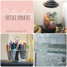 Office Organization ~ pin now and read later