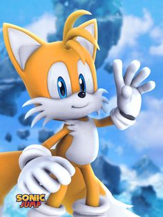 "Miles ""Tails"" Prower Sonic's Best Friend. To me, he is loyal to his best friend Sonic no matter how rude Sonic may seem. Once de-robotized by Sonic in Sonic Lost World, Sonic forgave Tails for them teaming up with Eggman and him having a grudge against him."