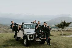 """Groomsmen get ready a little bit differently than bridesmaids do."" - Anonymous 📷 :@chelseyshelby #BonaDeaPrivateEstate #Groomsmen #BeUnique Groomsmen Getting Ready, Golf Carts, Anonymous, Bridesmaids, Monster Trucks, Weddings, Unique, Bodas, Wedding"