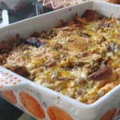 Christmas Breakfast Sausage Casserole - Allrecipes.com
