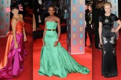 In Pictures: Red Carpet Style at the BAFTAs