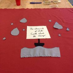 A powerful quilt made by Madeline at Saturday's quilt-making workshop with Hollaback Bmore.