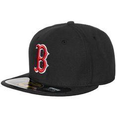 59FIFTY MLB Authentic Boston Red Sox On Field Cap    Die 59FIFTY Authentic-Kollektion ist die offizielle Kappe der Major League Baseball und für jeden Fan der Red Sox unverzichtbar.    Das COOLERA Feuchtigkeits-Management-System lässt Schweiß verdunsten und die SOLERA Technologie sorgt für intensiven Sonnenschutz bis Lichtschutzfaktor 50+. Ein aufgesticktes Teamlogo vorne und ein Major League B...