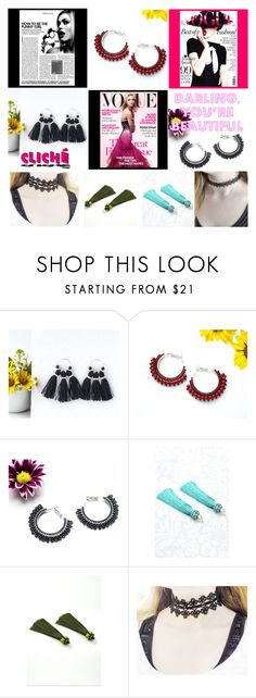 """Accessories for a happy life"" by marketingboutique ❤ liked on Polyvore featuring Alexander McQueen"