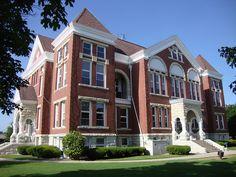 Barton County Courthouse (Lamar, Missouri)