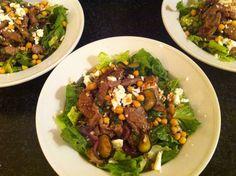 Mediterranean Lamb Salad: A Broad Cooking