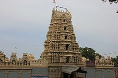 Gopura over entrance in Gunjanarasimhaswamy temple at Tirumakudal Narasipura.JPG The word 'Narasipura' is the name of the town, which is derived from the famous Gunja Narasimhaswamy temple that is located on the right bank of the Kabini river. Considered as sacred as Prayag (confluence of the Ganges, the Yamuna and the Saraswati at Prayag – Varanasi - Kashi in North India), it is also known as Dakshina Kashi The town finds mention in tourism guides, both as a tourist place and a pilgrimage…