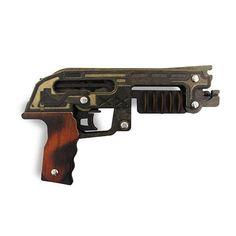 Foto 1 - Pistola De Elástico