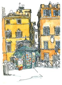 Rome | by bruno molliere