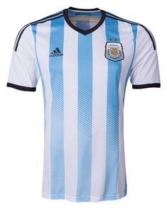 Camisola Argentina Munidal 2014