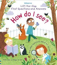 This stylish, highly illustrated, interactive book is perfect for sharing with little children, and introduces the science of the senses using a friendly lift-the-flap format. Text is kept to a minimum. A wonderful introduction to some of the fundamentals of human biology, perfect for curious young minds.