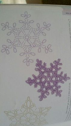 Best 10 Tammy Jones's media content and analytics – SkillOfKing. Crochet Snowflake Pattern, Crochet Stars, Crochet Snowflakes, Crochet Motif, Diy Crochet, Crochet Doilies, Crochet Flowers, Crochet Stitches, Crochet Patterns