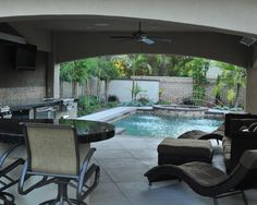 Traditional Pool Design, Pictures, Remodel, Decor and Ideas - page 19