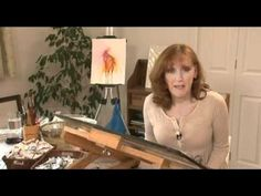 DVD - Amazing Ways with Watercolour with Jean Haines - YouTube