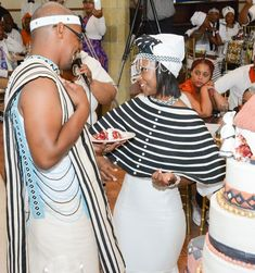 Stellenbosch Xhosa Wedding African Wedding Dress, African Dress, Xhosa Attire, African Traditional Wear, South African Fashion, South African Weddings, Coconut Rice, Traditional Wedding Dresses, African Style