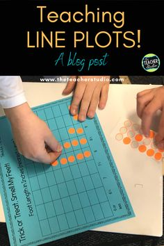 This new blog post gives you so much information about teaching line plots in YOUR classroom! Whether your students are new to line plots or need some practice before state testing, check out these fun line plot activities and get your students studying data like champions! #lineplots #teachinglineplots #lineplotlessons #lineplotactivities Writing Resources, Teacher Resources, Plot Activities, 5th Grade Math, Student Studying, Elementary Math, Problem Solving, Line, Students